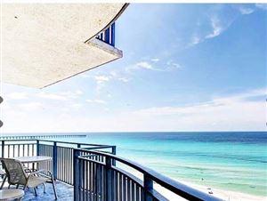 Photo of 16701 Front Beach Road #UNIT 701, Panama City Beach, FL 32413 (MLS # 831577)