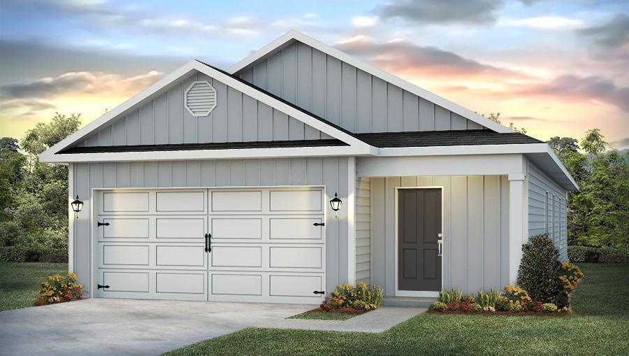Photo for 629 Earl Godwin Road #Lot 20, Freeport, FL 32439 (MLS # 820579)