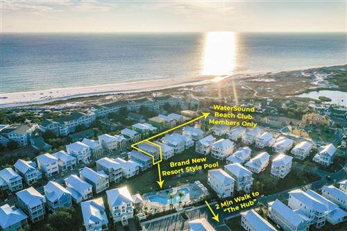 Photo of 130 Siasconset Lane, Inlet Beach, FL 32461 (MLS # 862589)