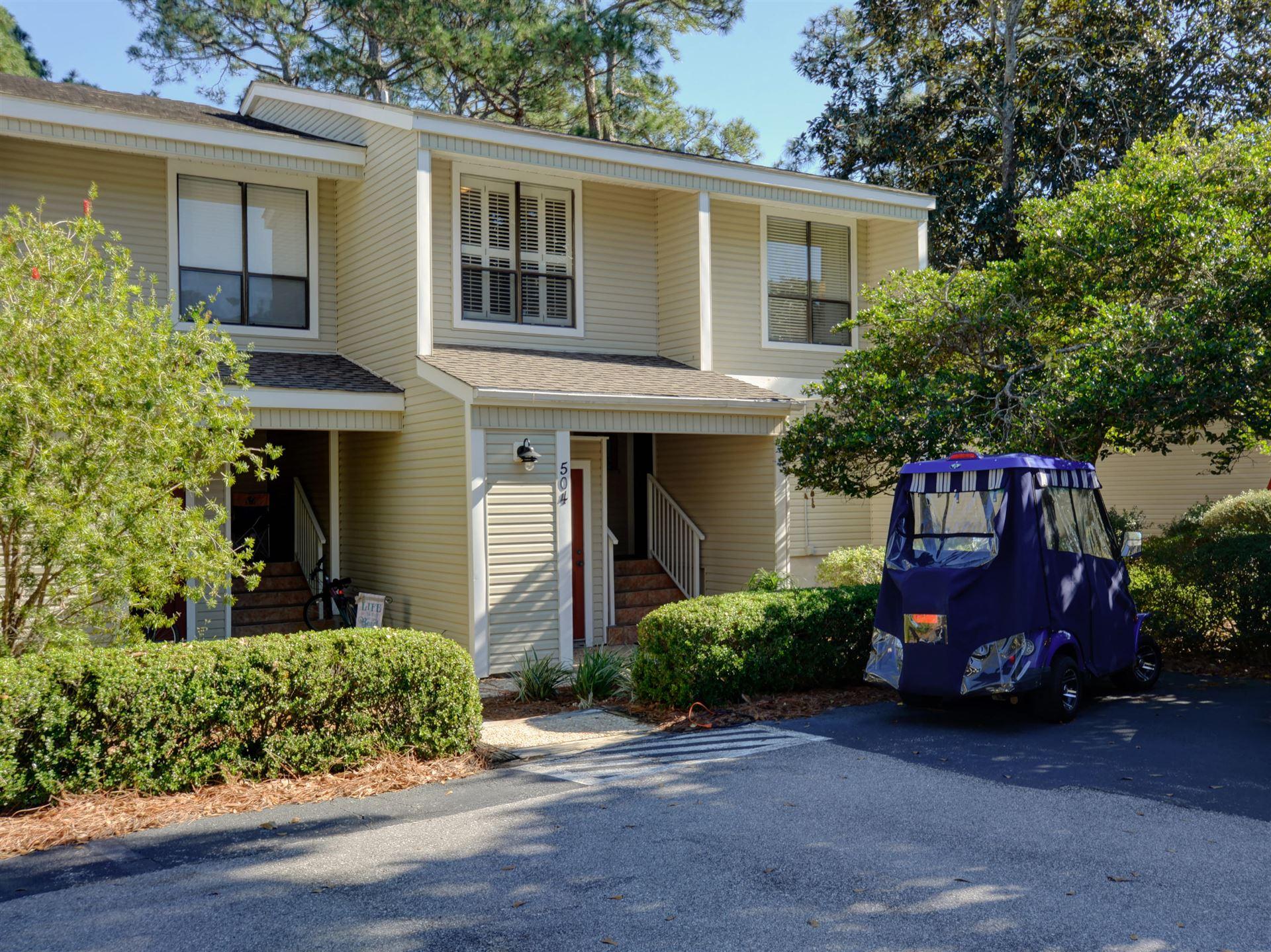 Photo for 504 Magnolia Place #504, Miramar Beach, FL 32550 (MLS # 813598)