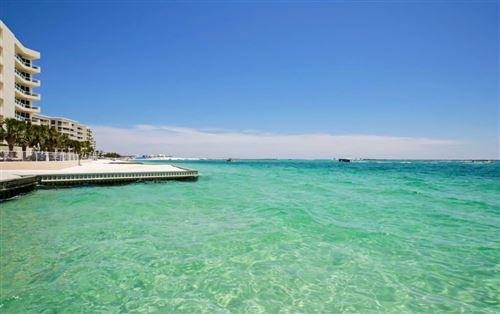 Photo of 100 Gulf Shore Drive #UNIT 303, Destin, FL 32541 (MLS # 838633)