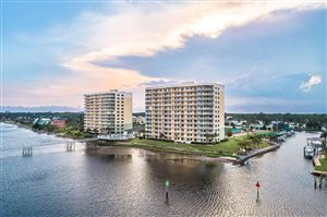 Photo of 6500 Bridge Water Way #UNIT 104, Panama City Beach, FL 32407 (MLS # 829638)