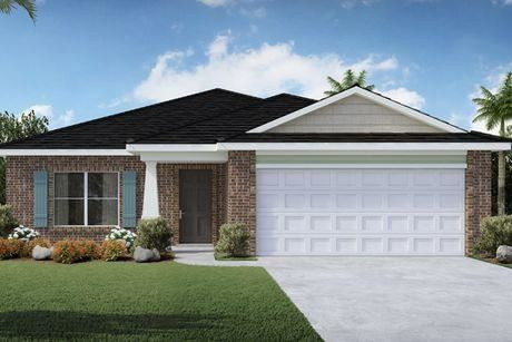 Photo of 247 Brandywine Road #Lot 17 PH 2A, Freeport, FL 32439 (MLS # 849654)