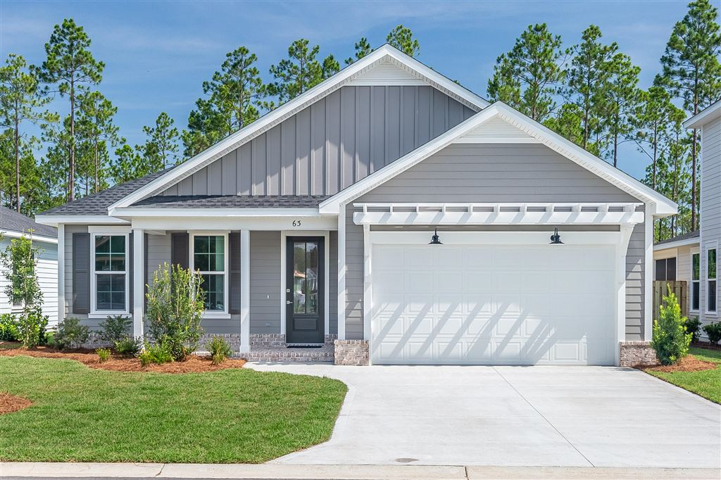 Photo for 63 Windrow Way #Lot 259, Watersound, FL 32461 (MLS # 813664)