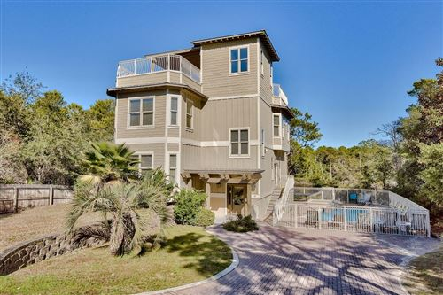Photo of 171 Blue Lake Road, Santa Rosa Beach, FL 32459 (MLS # 825668)