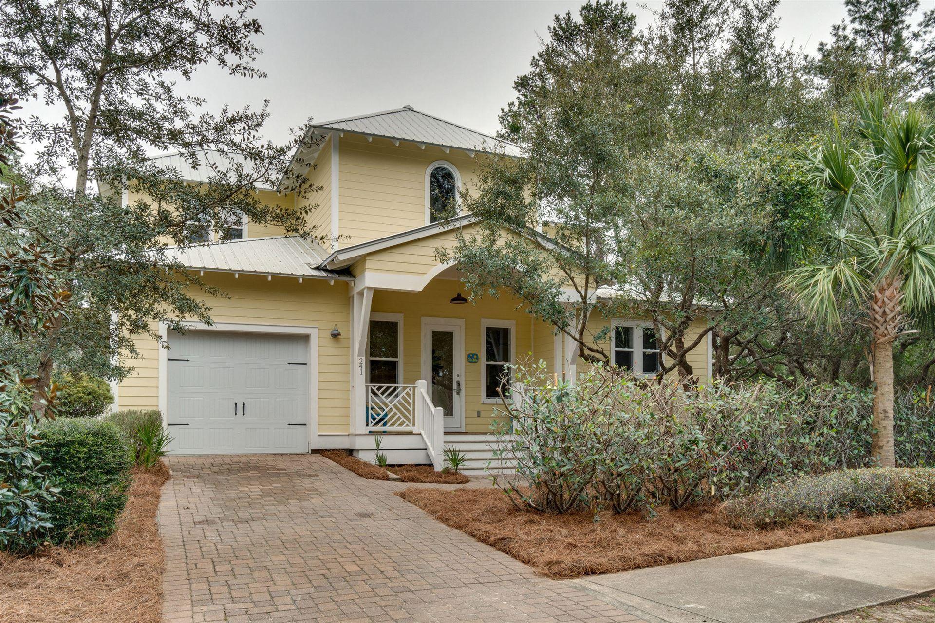 Photo for 241 Lakewood Drive, Santa Rosa Beach, FL 32459 (MLS # 815727)