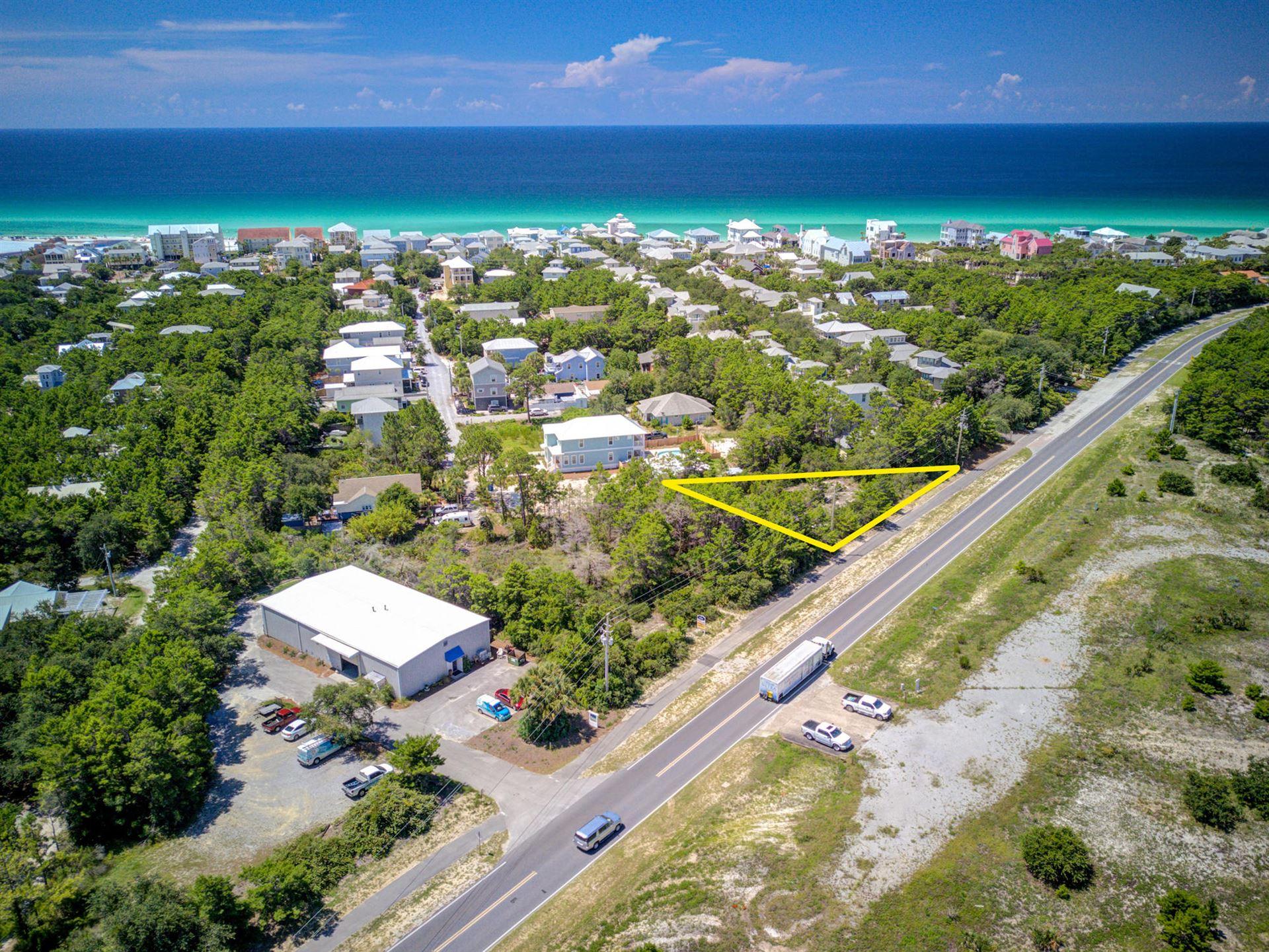 Photo for Lots 5 & 6 E County Hwy 30A, Santa Rosa Beach, FL 32459 (MLS # 815743)