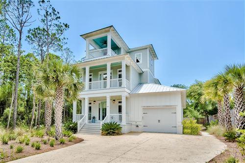 Photo of 349 Seacrest Drive, Inlet Beach, FL 32461 (MLS # 875770)
