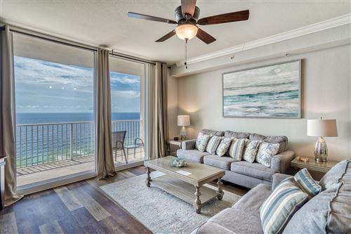 Photo of 16819 Front Beach Road #UNIT 1705, Panama City Beach, FL 32413 (MLS # 881782)