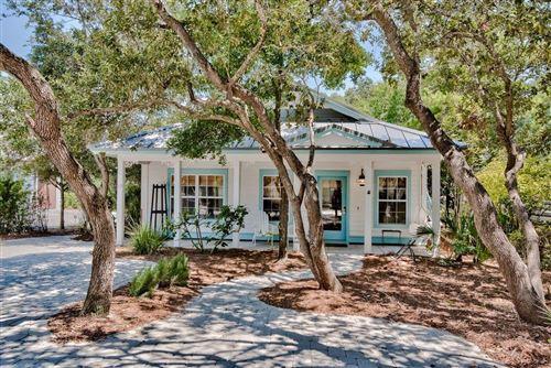 Photo of 119 E Grove Avenue, Santa Rosa Beach, FL 32459 (MLS # 852784)