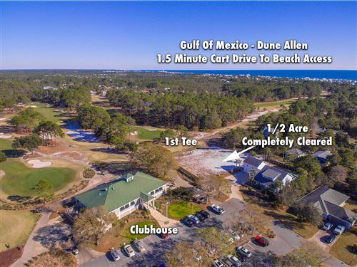 Photo of LOT 5 Golf Club Drive, Santa Rosa Beach, FL 32459 (MLS # 845804)