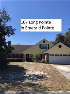 Photo of 107 Long Pointe Drive, Mary Esther, FL 32569 (MLS # 819817)