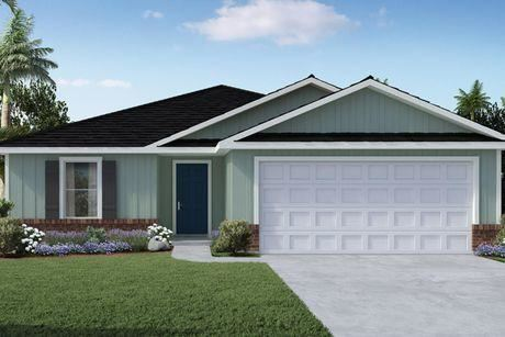 Photo of 251 Brandywine Road, Freeport, FL 32439 (MLS # 855826)