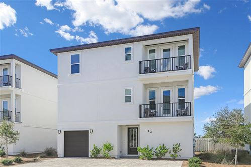 Photo of 42 CIBONEY Street, Miramar Beach, FL 32550 (MLS # 857827)