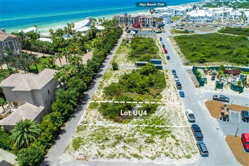 Photo of Lot UU4 Elbow Beach Road, Alys Beach, FL 32461 (MLS # 877924)