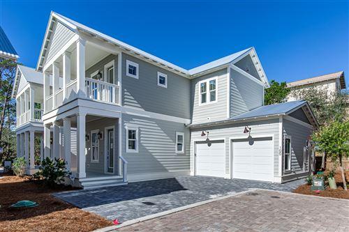 Photo of 100 Grayton Boulevard #Lot 6, Santa Rosa Beach, FL 32459 (MLS # 824937)
