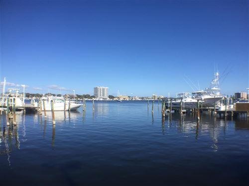 Photo of 100 Gulf Shore Drive #SLIP B11, Destin, FL 32541 (MLS # 859942)