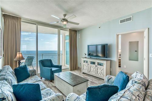 Photo of 15625 Front Beach Road #UNIT 1103, Panama City Beach, FL 32413 (MLS # 880976)