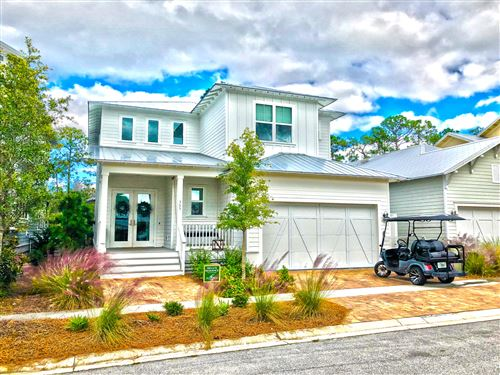 Photo of 565 Flatwoods Forest Loop, Santa Rosa Beach, FL 32459 (MLS # 811988)