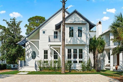 Photo of 30 Canal Street, Santa Rosa Beach, FL 32459 (MLS # 852995)