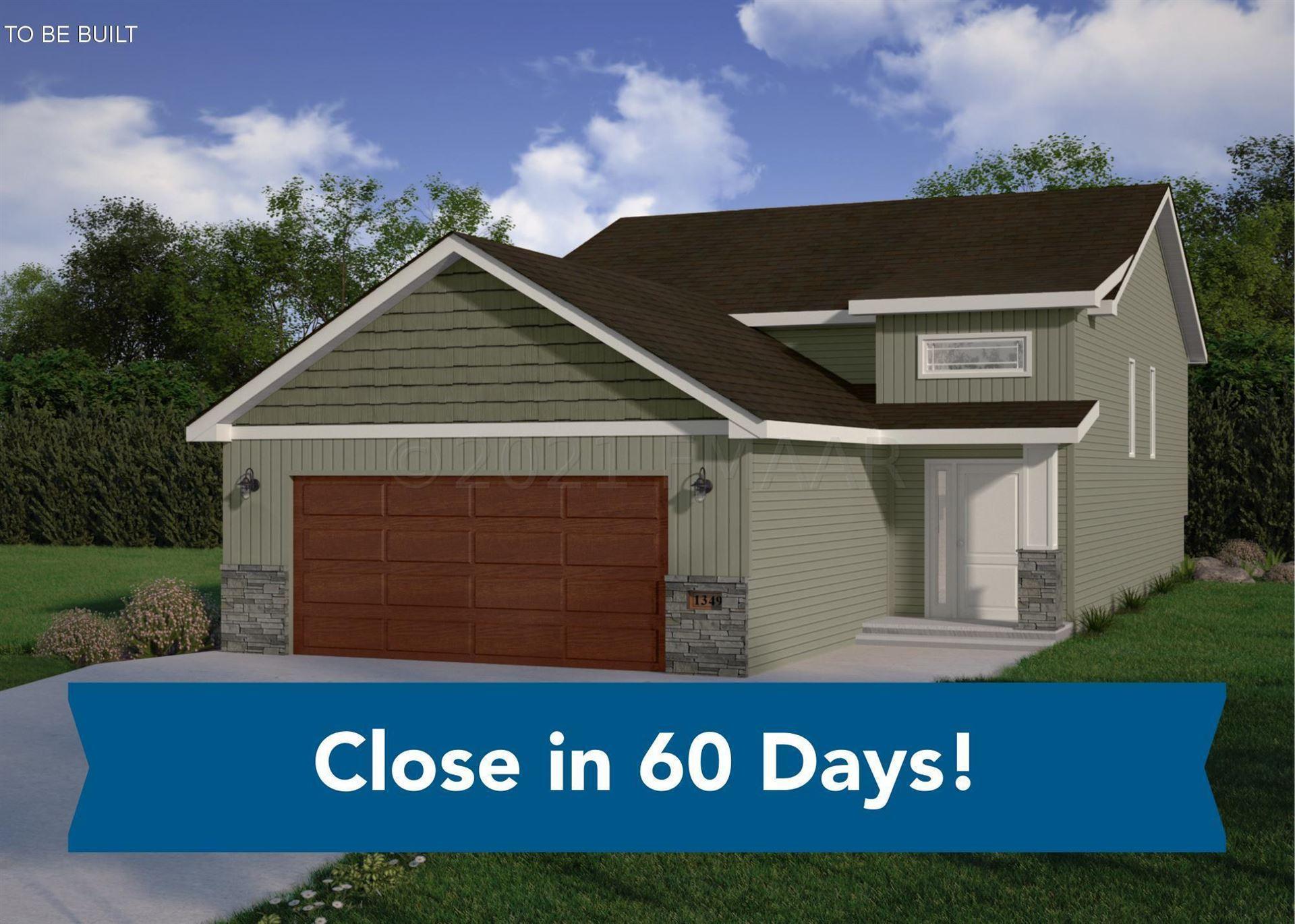 2584 66 Avenue S, Fargo, ND 58104 - #: 21-45