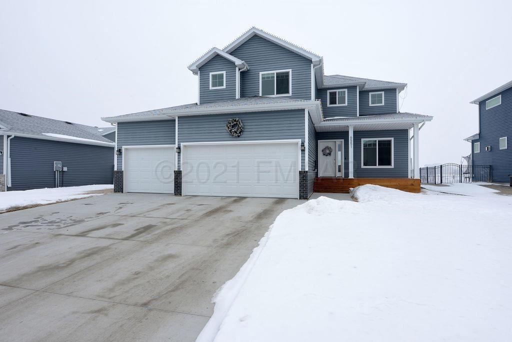 6551 59 Avenue S, Fargo, ND 58104 - #: 21-133