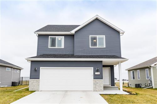 Photo of 5744 DEB Drive W, West Fargo, ND 58078 (MLS # 21-2180)
