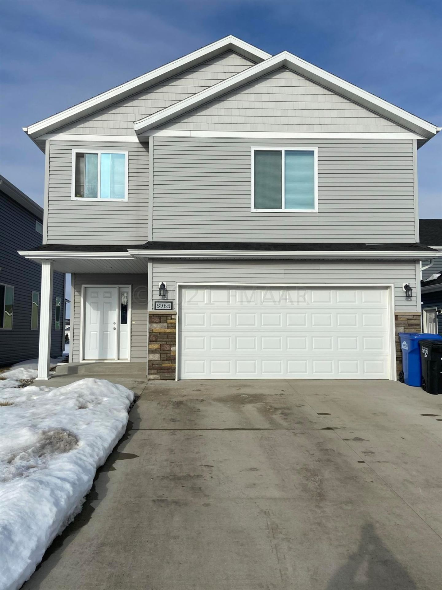 5965 61 Avenue S, Fargo, ND 58104 - #: 21-184