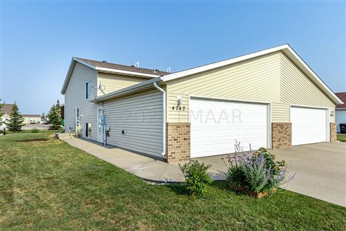 Photo of 4747 TOWNSITE Place S, Fargo, ND 58104 (MLS # 21-4193)
