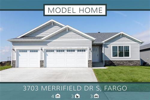 Photo of 3703 MERRIFIELD Drive S, Fargo, ND 58104 (MLS # 21-5199)