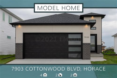Photo of 7903 COTTONWOOD Boulevard, Horace, ND 58047 (MLS # 21-5201)