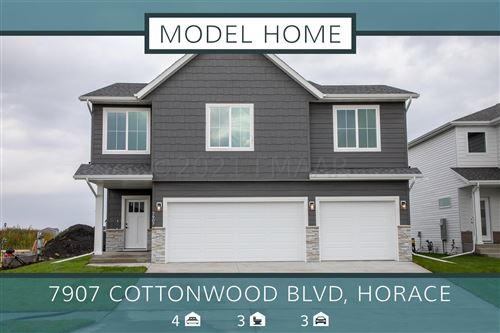 Photo of 7907 COTTONWOOD Boulevard, Horace, ND 58047 (MLS # 21-5203)