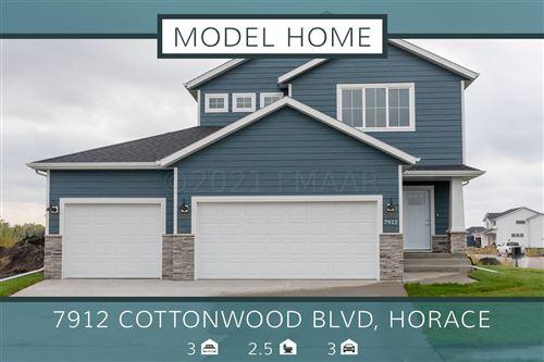 Photo of 7912 COTTONWOOD Boulevard, Horace, ND 58047 (MLS # 21-5204)