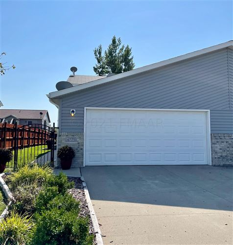 Photo of 4775 TOWNSITE Place S, Fargo, ND 58104 (MLS # 21-5209)