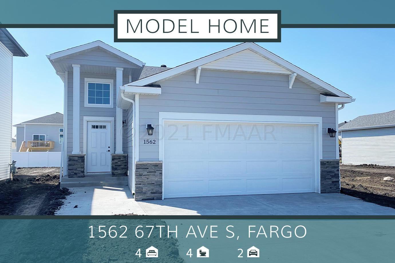 1562 67TH Avenue S, Fargo, ND 58104 - #: 21-2226