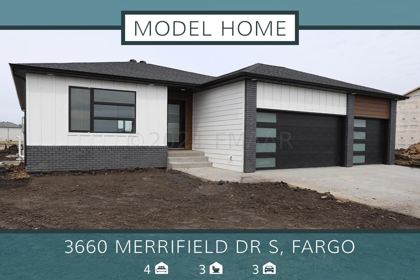 3660 MERRIFIELD Drive S, Fargo, ND 58104 - #: 21-2227