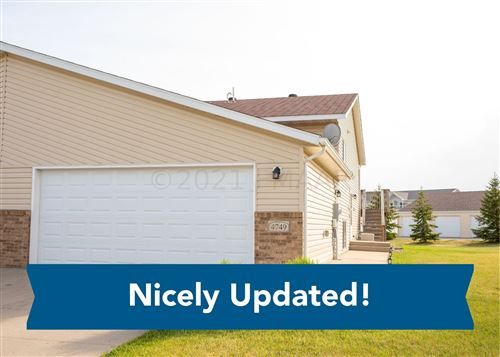Photo of 4749 TOWNSITE Place S, Fargo, ND 58104 (MLS # 21-3258)