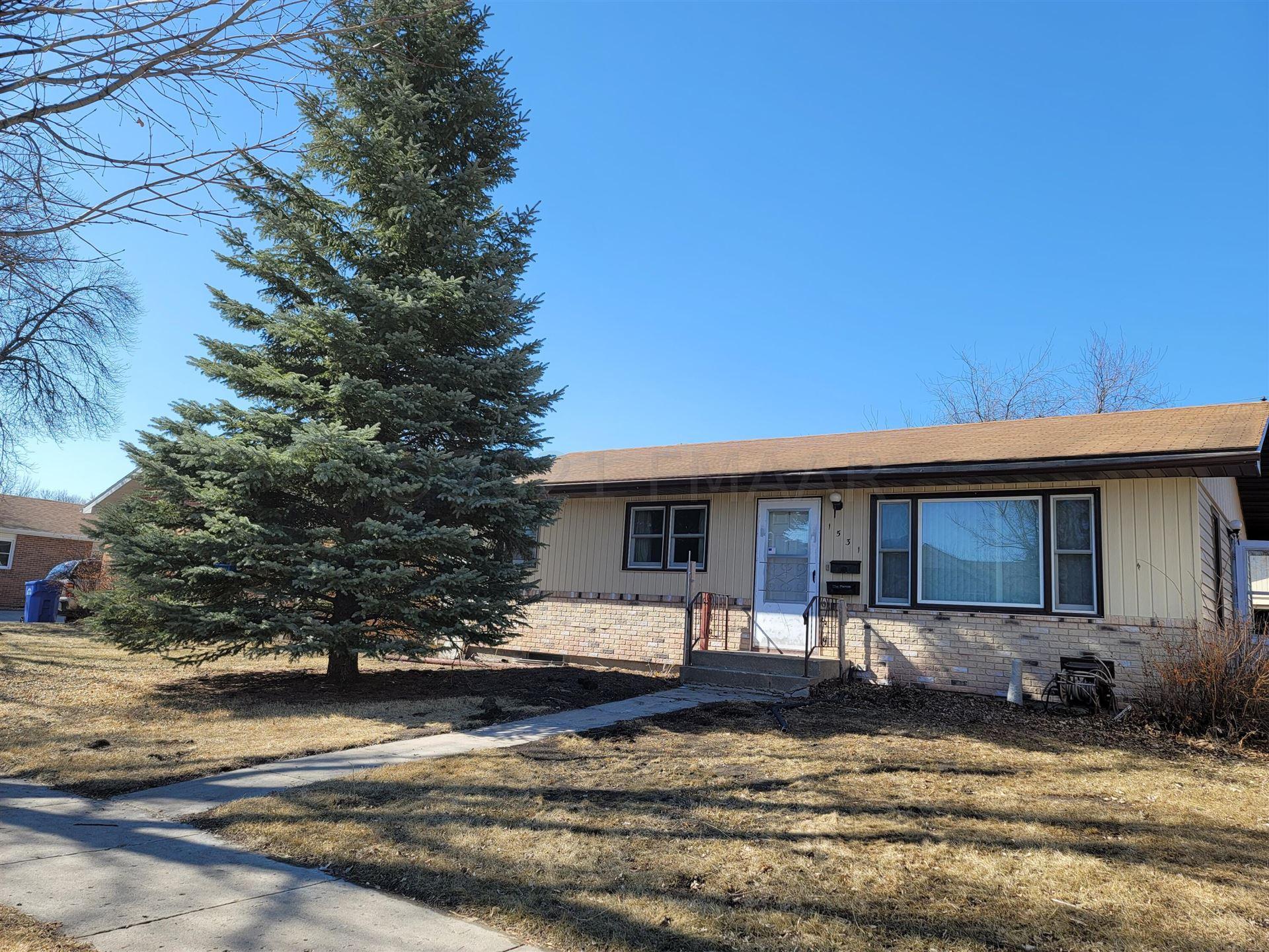 1531 16 1\/2 Street S, Fargo, ND 58103 - #: 21-1273
