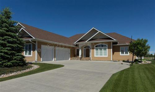Photo of 5885 SILVERLEAF Drive S, Fargo, ND 58104 (MLS # 21-321)