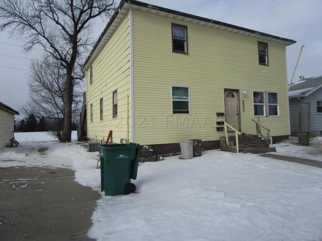 221 2ND Street N, Breckenridge, MN 56520 - #: 21-337