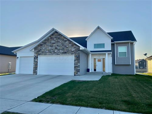 Photo of 5318 8TH Street W, West Fargo, ND 58078 (MLS # 21-2357)