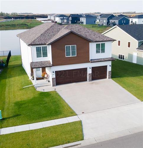 Photo of 5821 DEB Drive W, West Fargo, ND 58078 (MLS # 21-5395)
