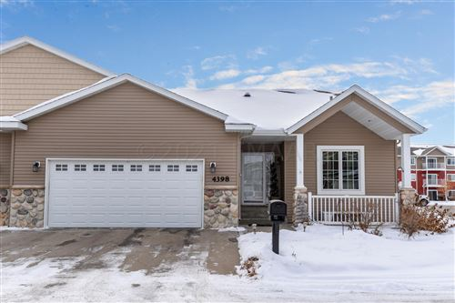 Photo of 4398 ESTATE Drive S, Fargo, ND 58104 (MLS # 21-418)