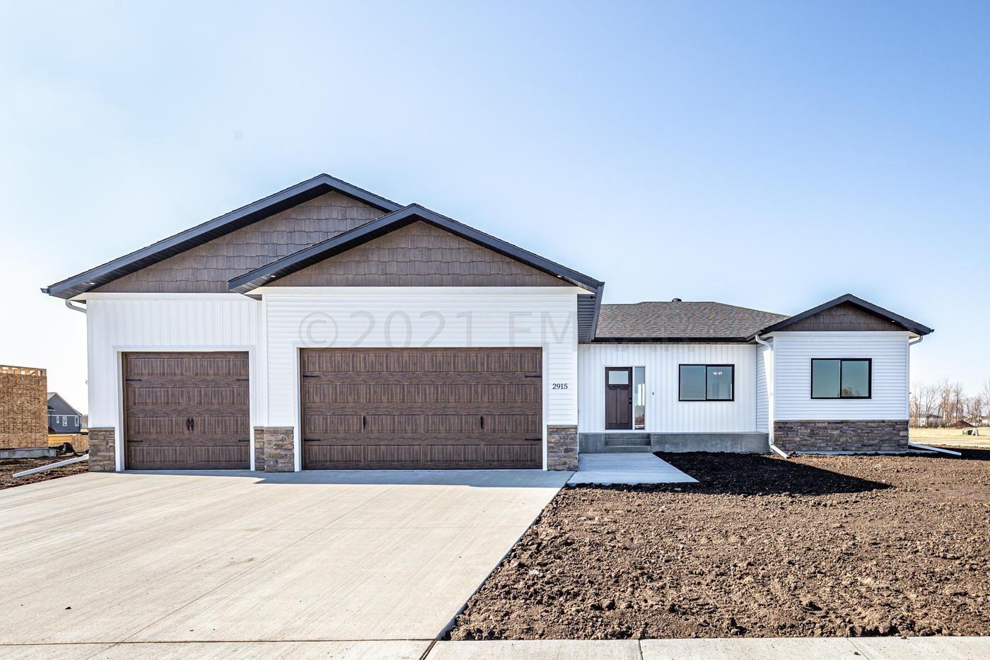 2915 PRAIRIE FARMS Circle S, Fargo, ND 58104 - #: 21-431