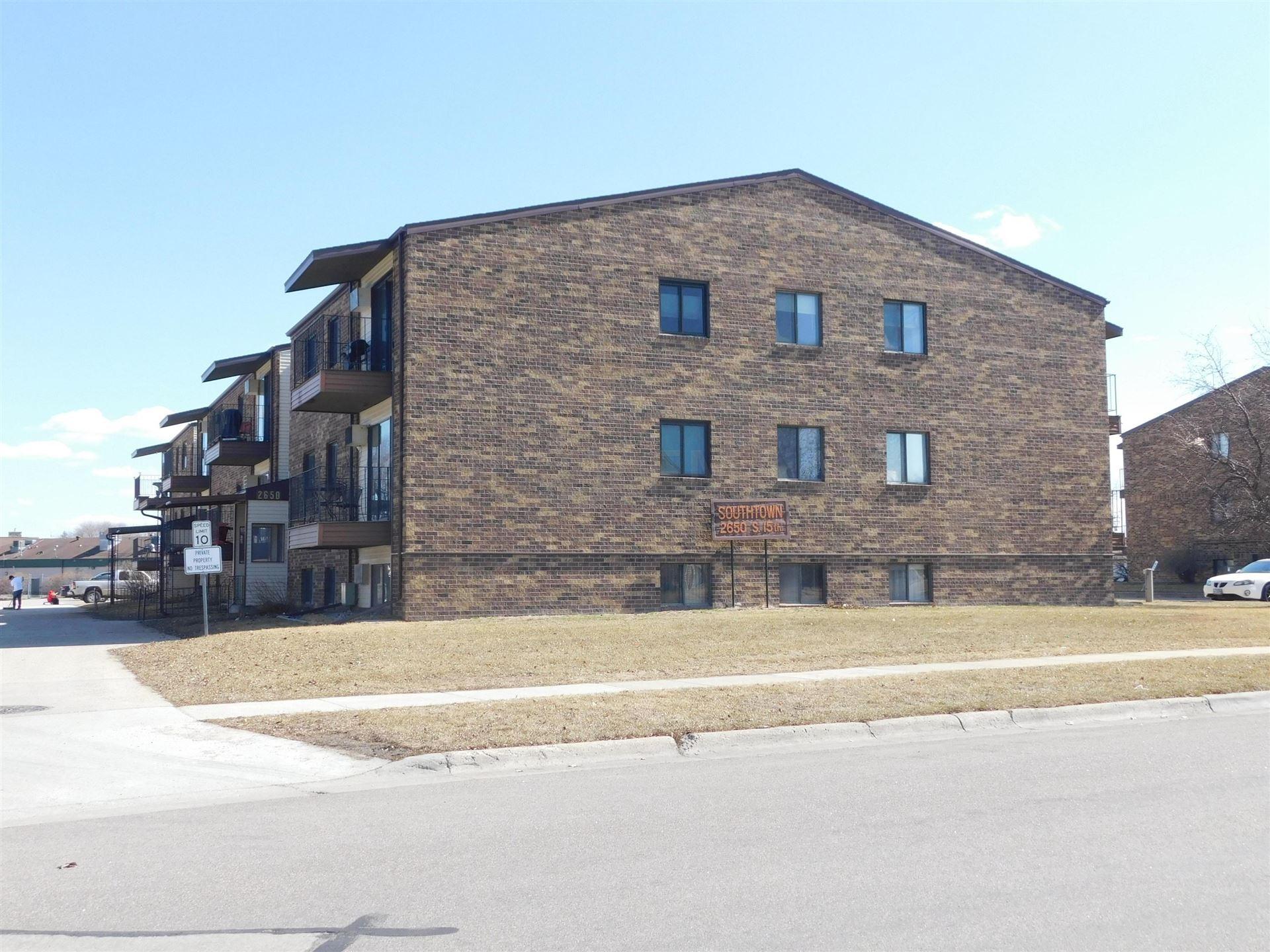 2650 15 Street S #307, Fargo, ND 58103 - #: 21-1441