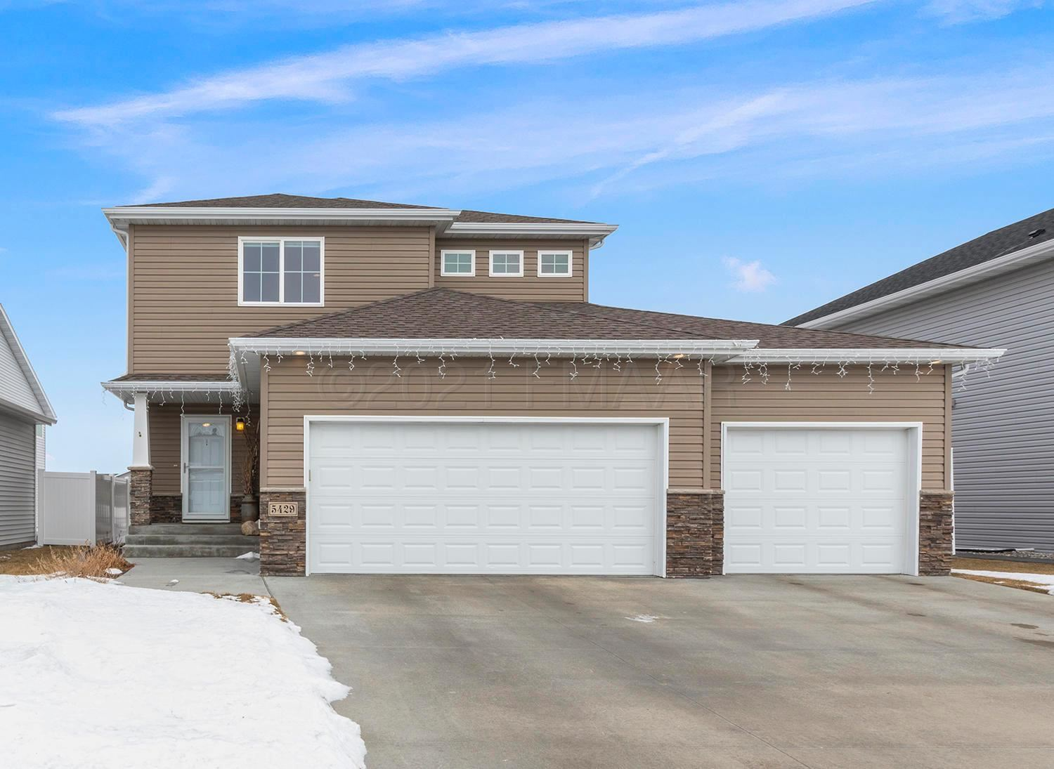 5429 JUSTICE Drive S, Fargo, ND 58104 - #: 21-441