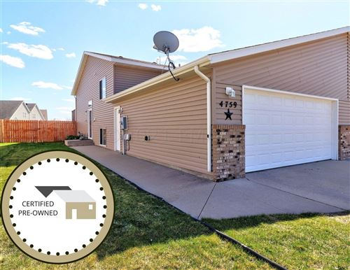 Photo of 4759 TOWNSITE Place S, Fargo, ND 58104 (MLS # 21-2444)