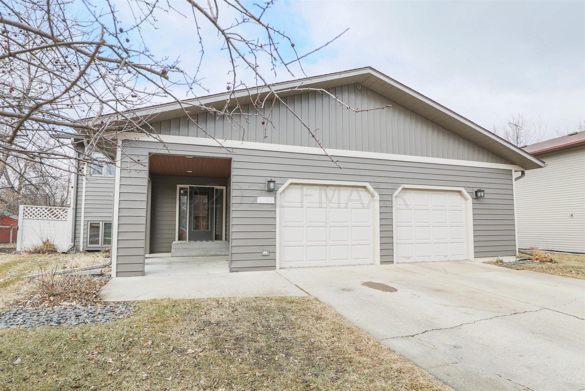1761 PRAIRIE Lane S, Fargo, ND 58103 - #: 21-1457