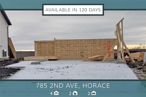 Photo of 785 2ND Avenue, Horace, ND 58047 (MLS # 20-6512)
