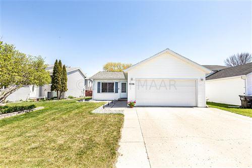 Photo of 3538 31 Street S, Fargo, ND 58104 (MLS # 21-2526)